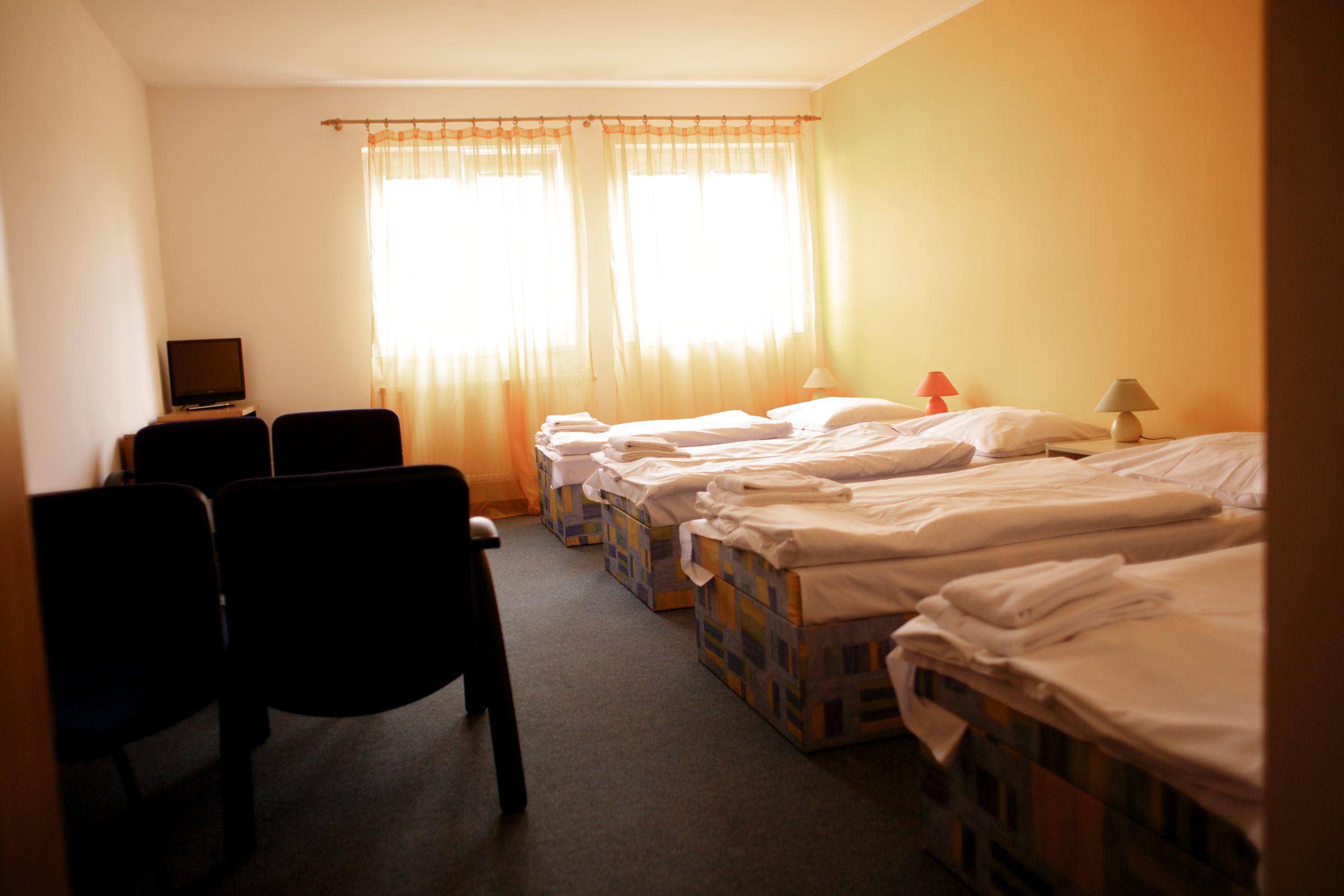 Interiér pokoje 2