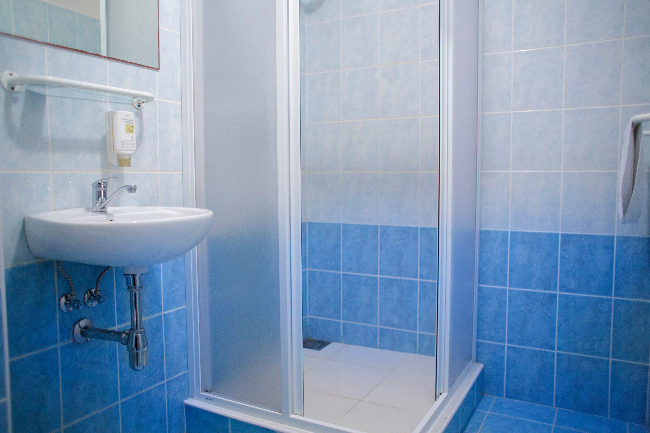 Interiér pokoje - koupelna 2